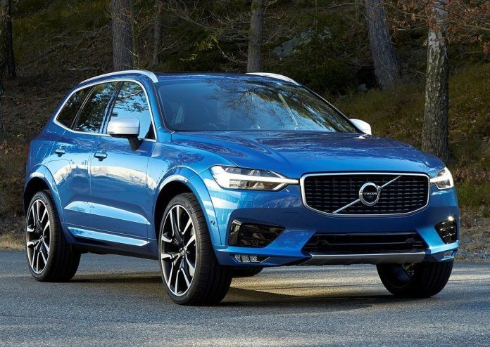 2018 Volvo Xc60 Official Images Front Angle 2 Volvo Xc60 Volvo Volvo Cars