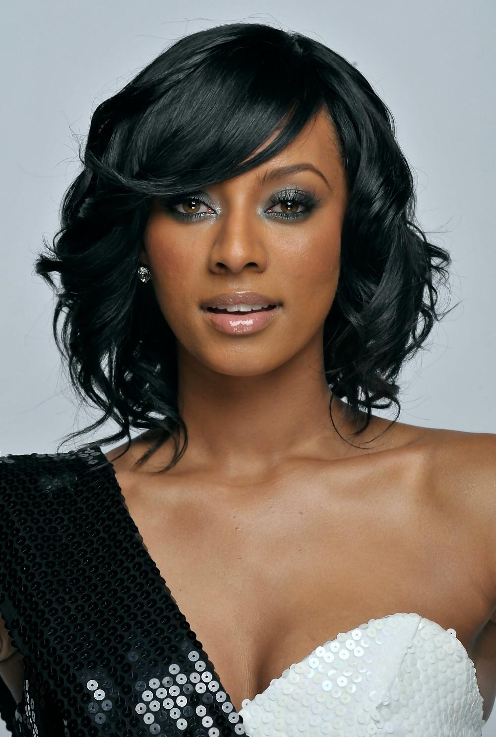 short bob hairstyles black women - see lots of stunning
