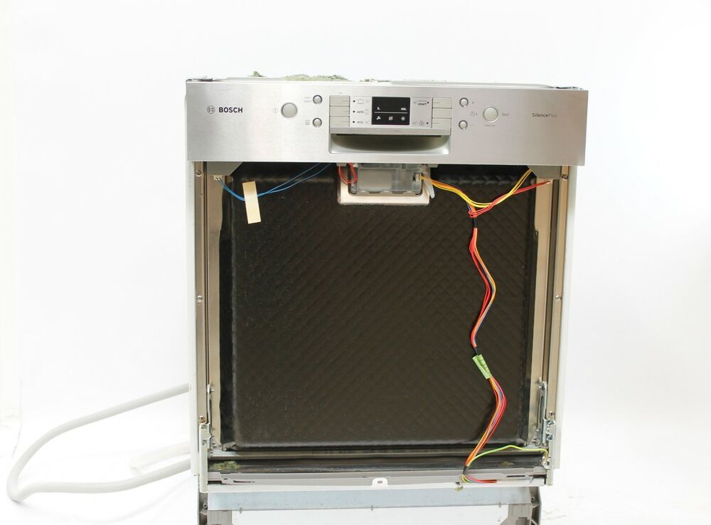 eBay Sponsored Bosch SMU53L15EU Geschirrspüler Unterbau