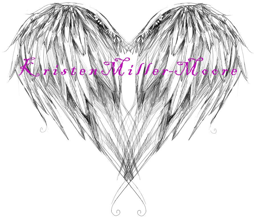 Really want angel wings in my back and love this design