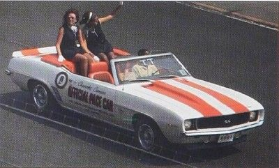 Automotive History Indianapolis 500 Pace Cars Part 5 1965 1969 Vintage Muscle Cars Pony Car Chevrolet Camaro