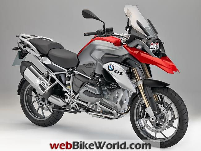 2013 Bmw R1200gs Right Front Dual Sport Motorcycles Pinterest