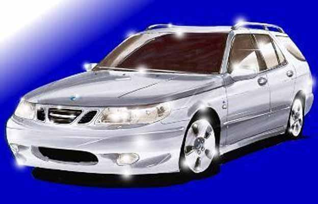 Unfulfilled Dream: Super Saab 9-5 Viggen with 285 hp!  http://goo.gl/MRKcdw