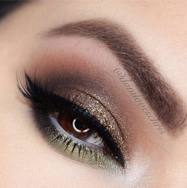 12 Easy Ideas For Prom Makeup For Hazel Eyes | Schöne sachen, Haar ...