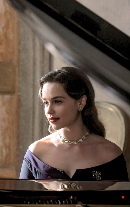 Emilia Clarke ♥ Voice from the Stone