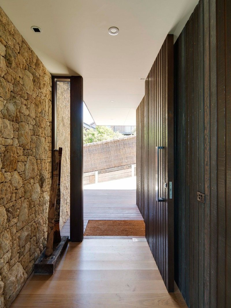 A family home near the beach by wolveridge architects - Architectural designers near me ...