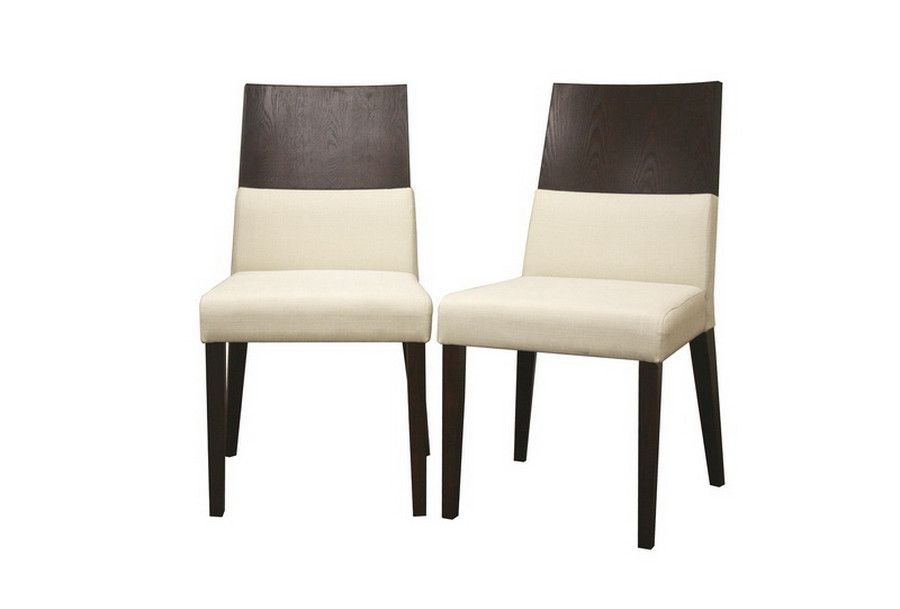 Moira Brown Modern Dining Chair