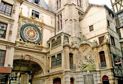 Top Things To Do In Rouen Normandy Day Trip From Paris Rouen World Heritage Sites