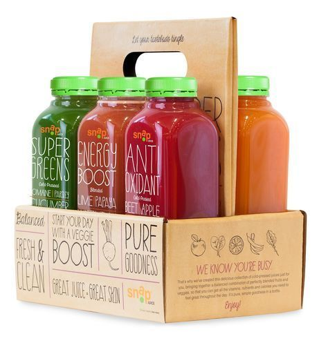 Snap Kitchen - Cold Pressed Juices. So glad to have found one near me! ...   - yum yum! -