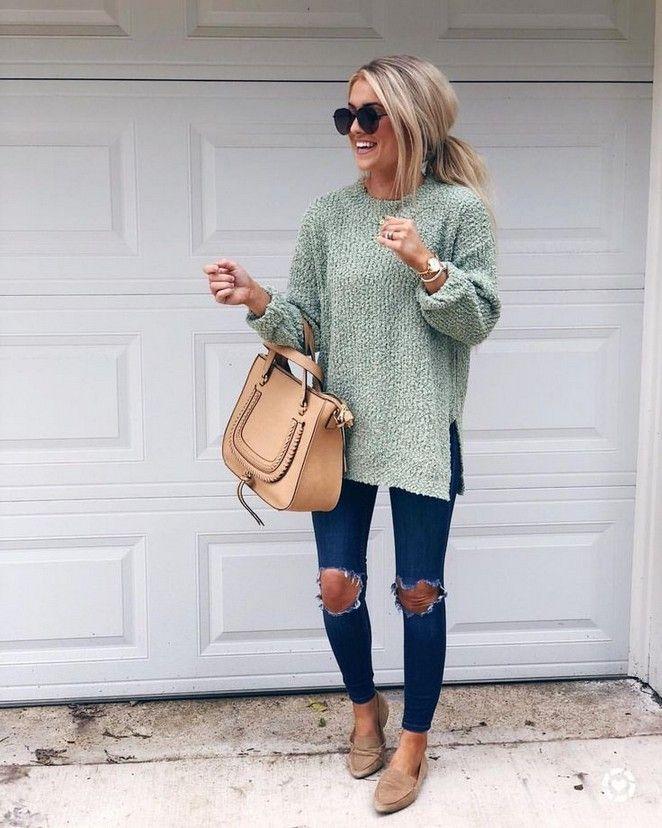 Luxus-Herbstoutfits für Frauen, die jeder tragen kann 47 #outfitinspo