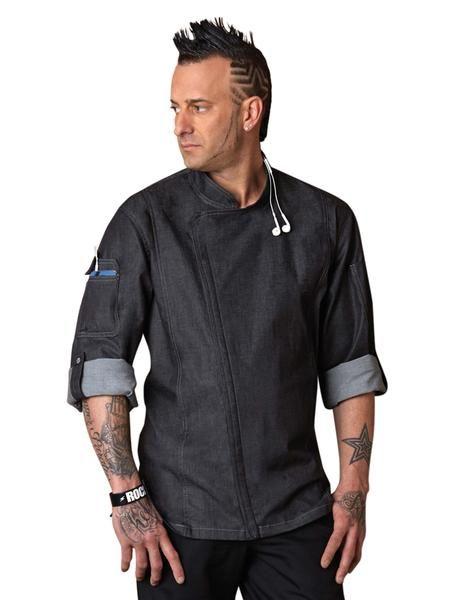432487e2 Chef Works Gramercy Men's Chef Coat | Stuff to Buy | Chef jackets ...
