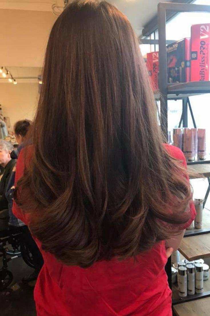 Long Hair Styles Brunette For Teens Hair Color 2018 2017 Women S Hair Long Hair Thick Hair Straight Hair Hair Styles Thick Hair Styles Hair Color 2018