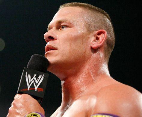 John Cena Monday Night Raw 92010 John Cena