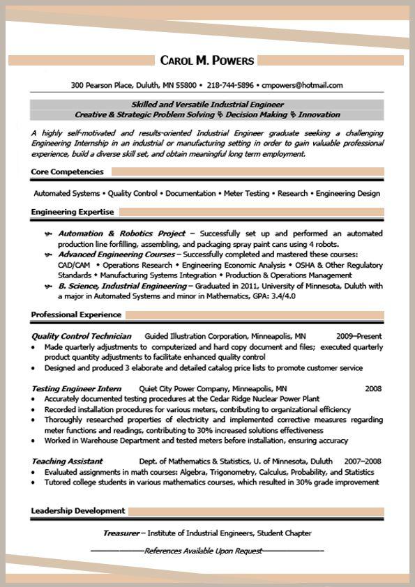 Effective Resume FormatsSimple Resume Format Simple Resume Format