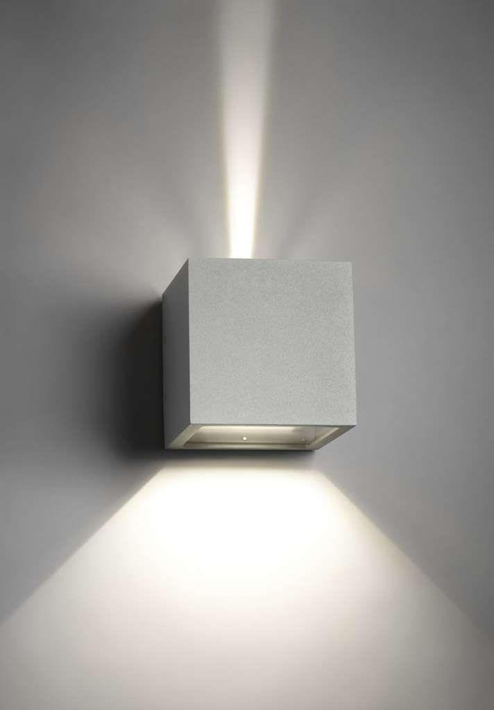 Light Point Cube Led Wandleuchte Wandleuchte Led Wand