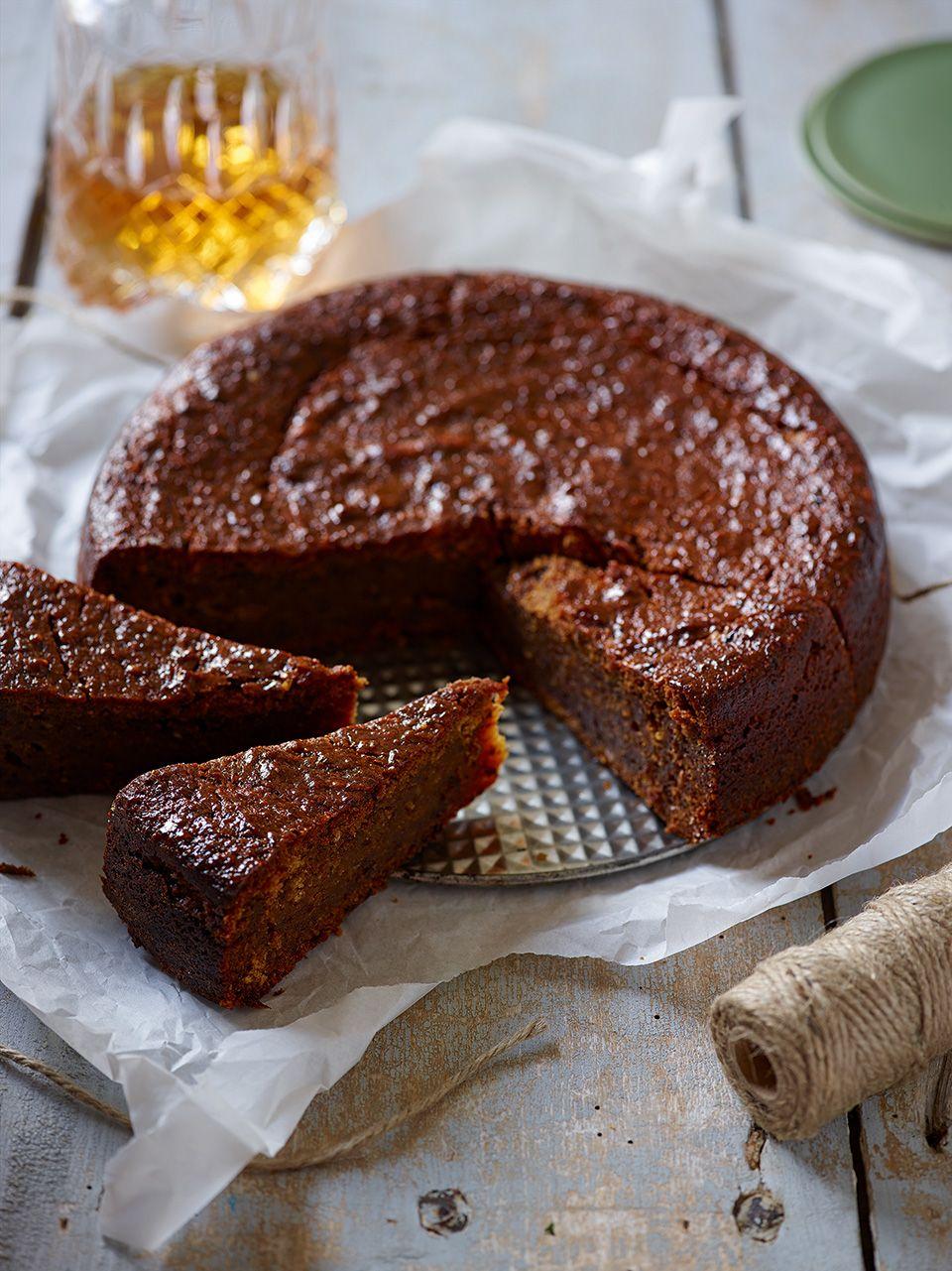 Caribbean Black Cake Recipe Delicious Magazine Recipe Fruitcake Recipes Caribbean Recipes Black Cake Recipe