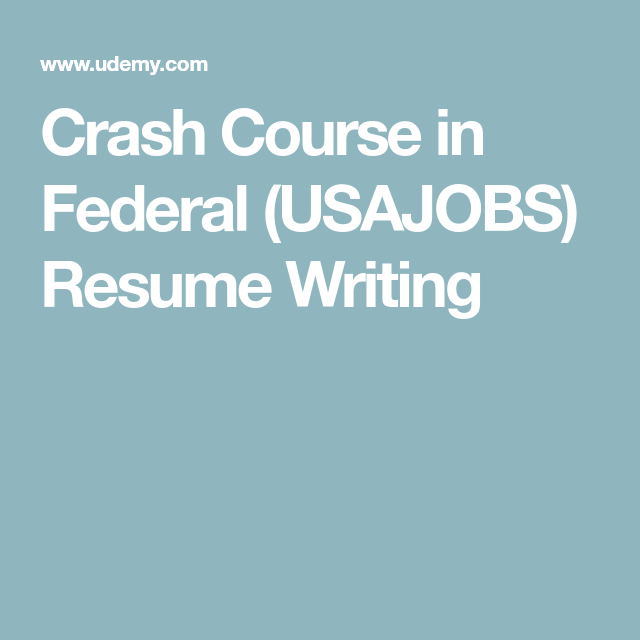 Usajobs Resume Builder Tips Crash Course In Federal Usajobs Resume Writing  Virtual Assisting .