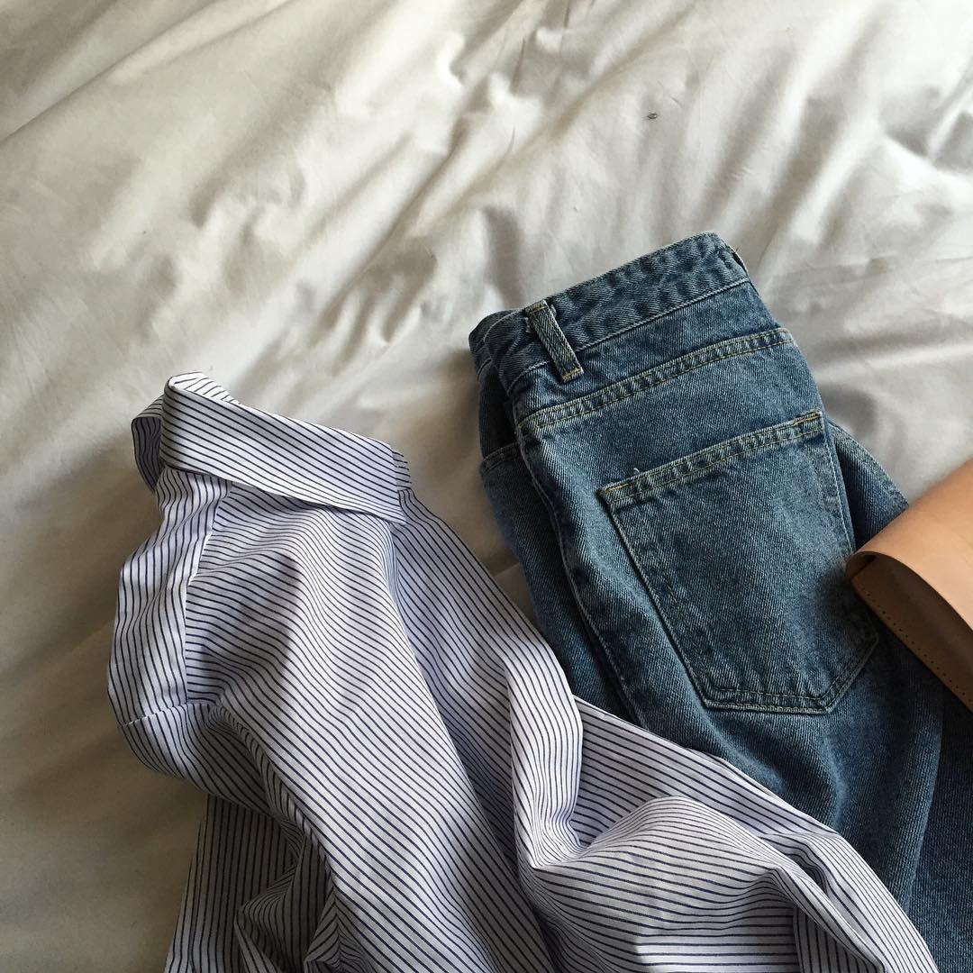 봄 되서 셔츠 하나만 입고싶다