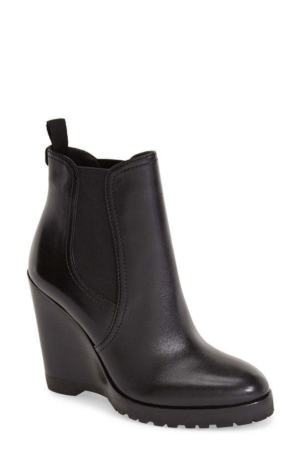 Womens High Heels Bp Womens Trott Bootie 3 Heels Heels black leather Outlet Online