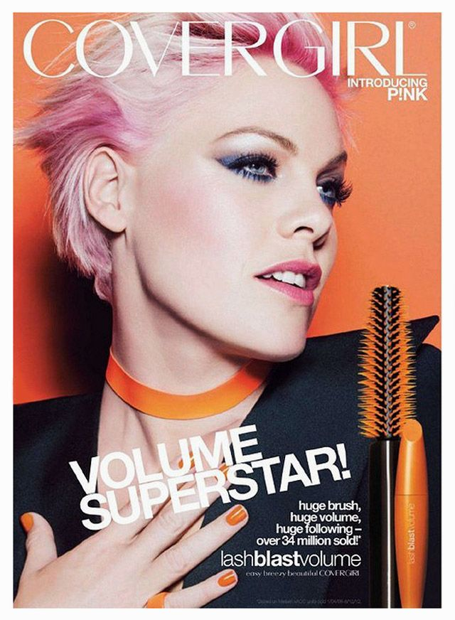 Prime Pink Covergirl Cosmetics Pinterest For Her Cover Girl Hairstyles For Women Draintrainus