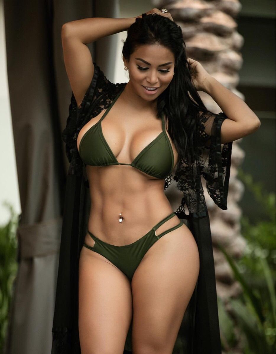 Sexy Busty Ultimate Dream Latina Wife Fantasy With Curvy Fitness Model If You Love