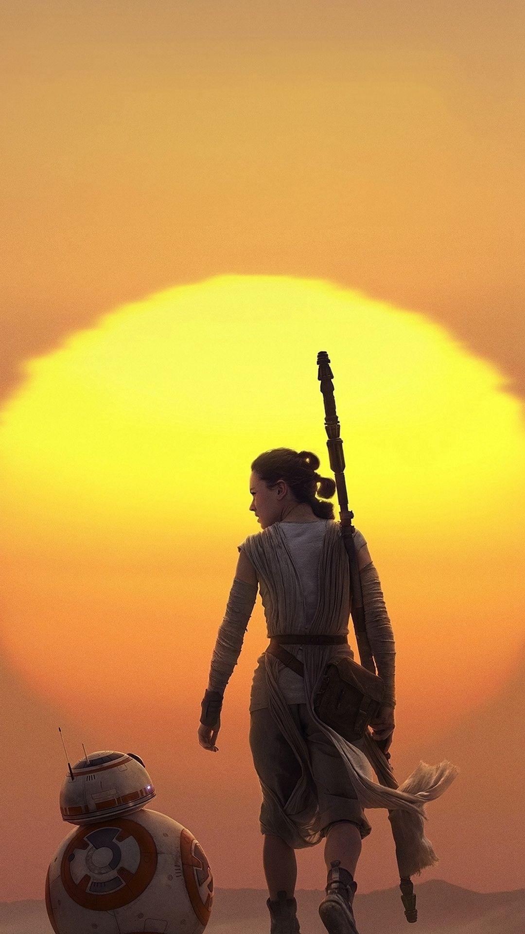 Star Wars Force Awakens Rey ★ Download more Star Wars