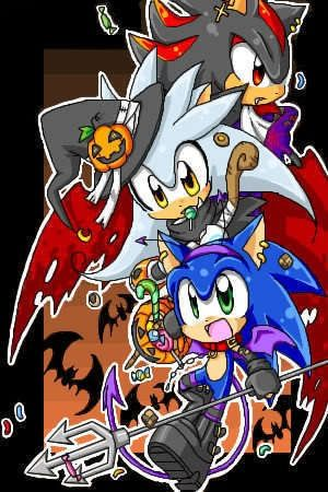 I Would Be Sonic Like Yay Im A Kid Again Time To Get Free Candy