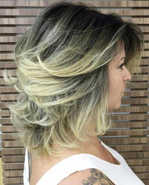 The 48 best medium length hairstyles to steal for yourself medium the 48 best medium length hairstyles to steal for yourself wind swept shag solutioingenieria Image collections