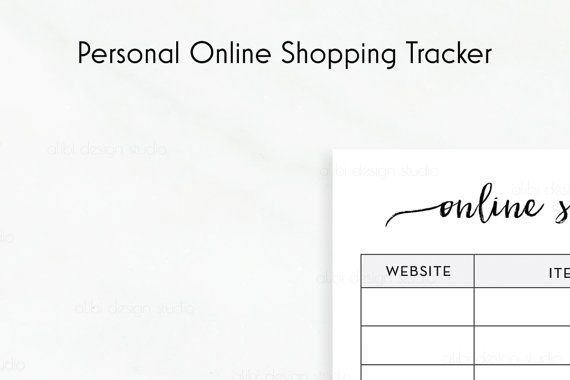 online personal planner