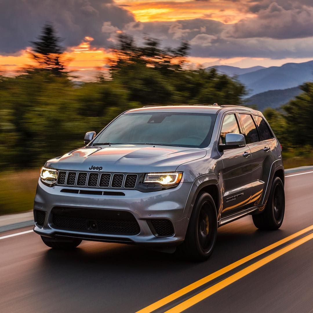 Fiatchrysler Na Instagram 2018 Jeep Grand Cherokee Trackhawk