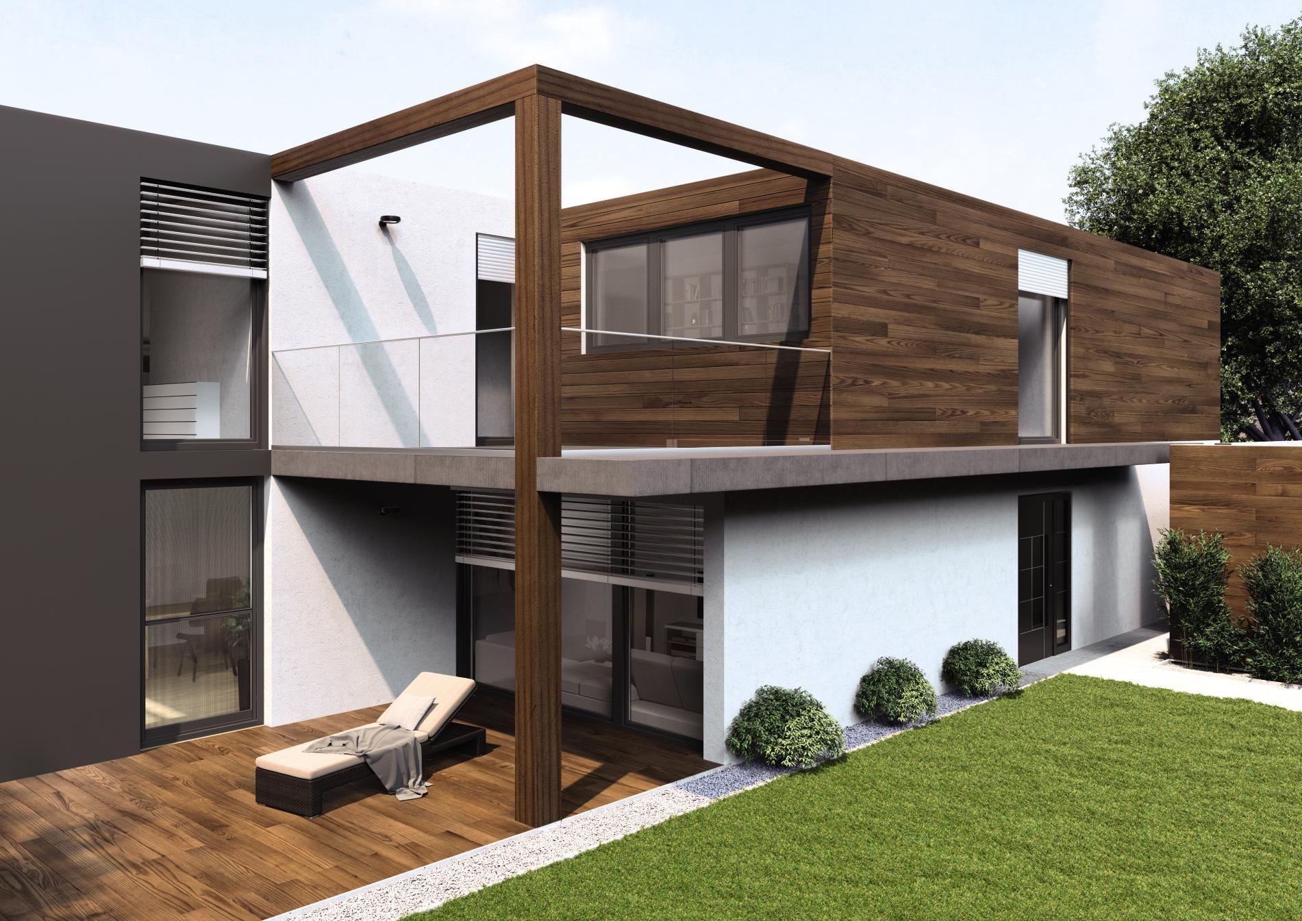 Moderner haus innenausstattung neubau  Gestalten Sie Ihr Haus, wie Ihnen es gefällt. #Sonnenschutz ...