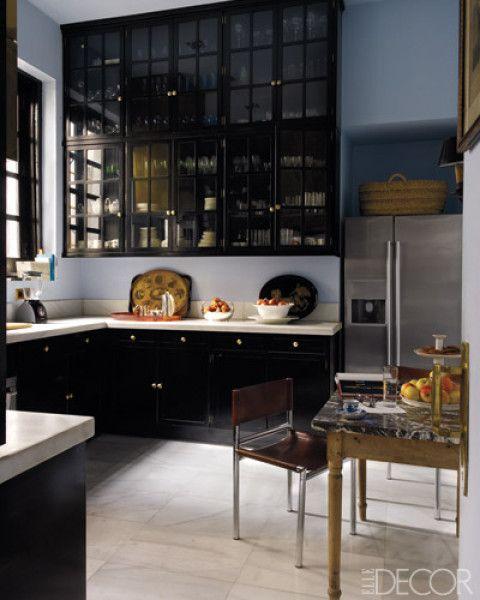 Elle Decor S Lookbook Spanish Conquest Kitchen Interior Interior Design Kitchen Kitchen Remodel