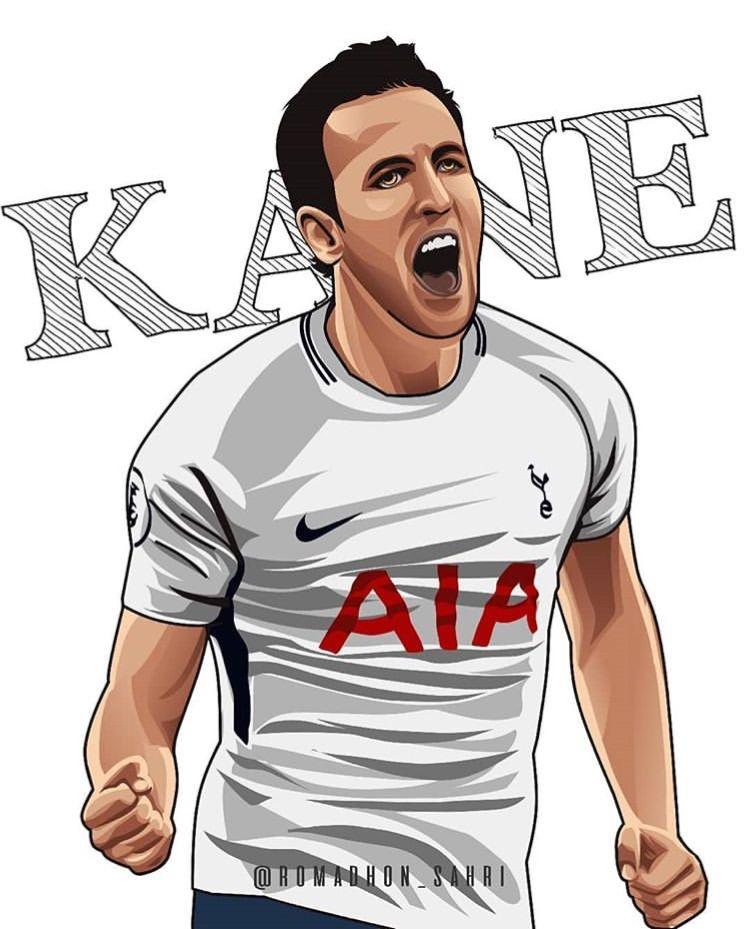 Pin De Alexis Em Tottenham Illustration Desenho Futebol Futebol