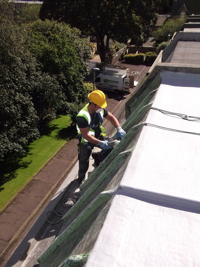 Mgf Roofing Working At Heights Roofing Tools Roofing Flat Roof