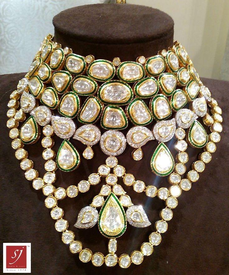 Satyanarayan J Jadia Sons Jewellers Pvt Ltd 5 Sejal Shopping Center Opp Lal Bunglow C G Road E Indian Jewelery Bridal Jewelry Indian Wedding Jewelry