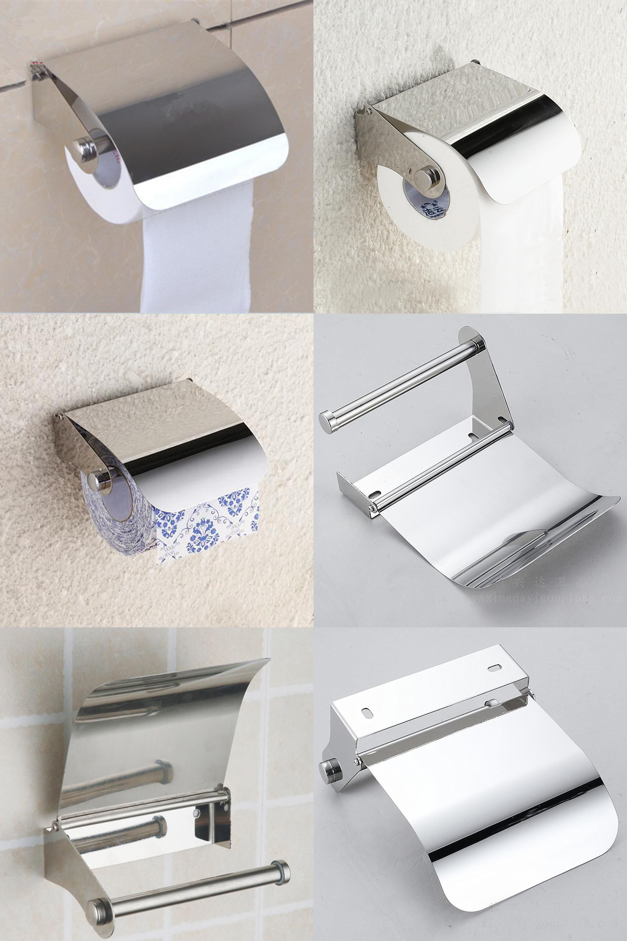 Visit to Buy Stainless Steel Toilet Paper