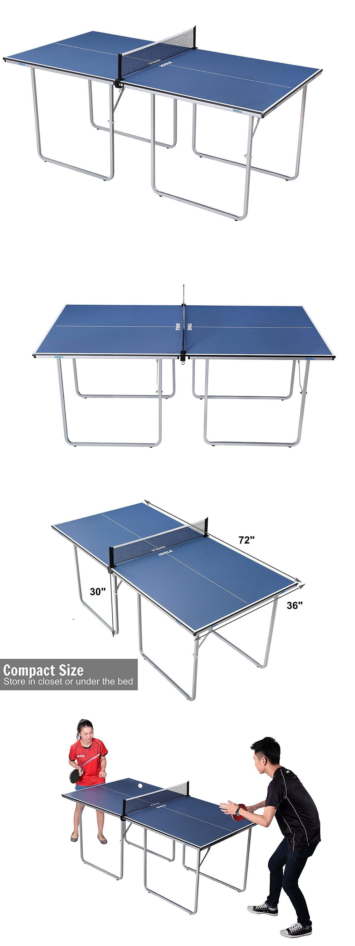 Tables 97075: Folding Table Tennis Midsize Ping Pong Table  U003e BUY IT NOW  ONLY