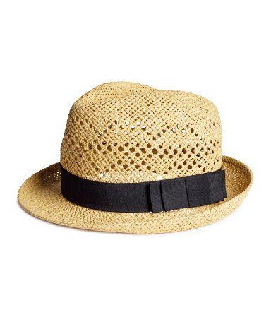 Tienda  H M Nombre  Sombrero de paja mujer Precio  7 022f37a4196