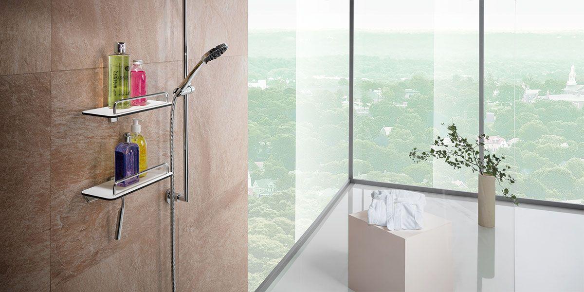 Ablage für die Dusche Gifix 21 Dusch Konsole 21019