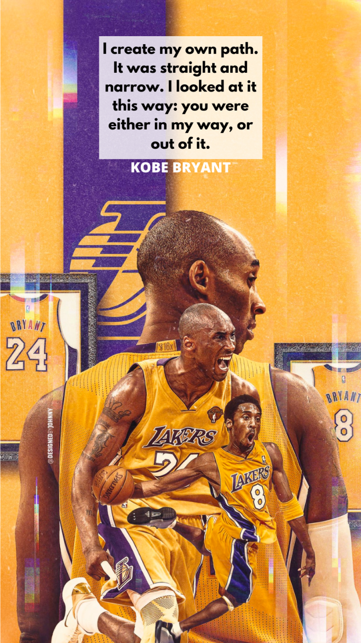 Kobe Bryant Wallpapers From Famous Kobe Quotes Kaynuli In 2020 Kobe Bryant Wallpaper Kobe Quotes Kobe Bryant Quotes