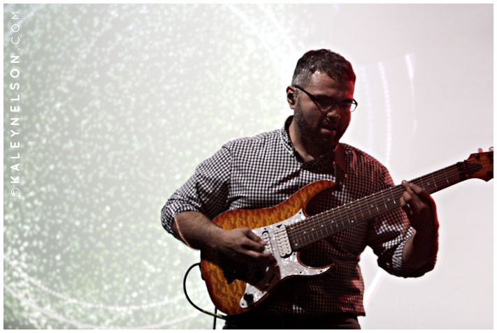 Catching Up With Animals As Leaders Guitarist Javier Reyes Guitarist Interview Music Fans