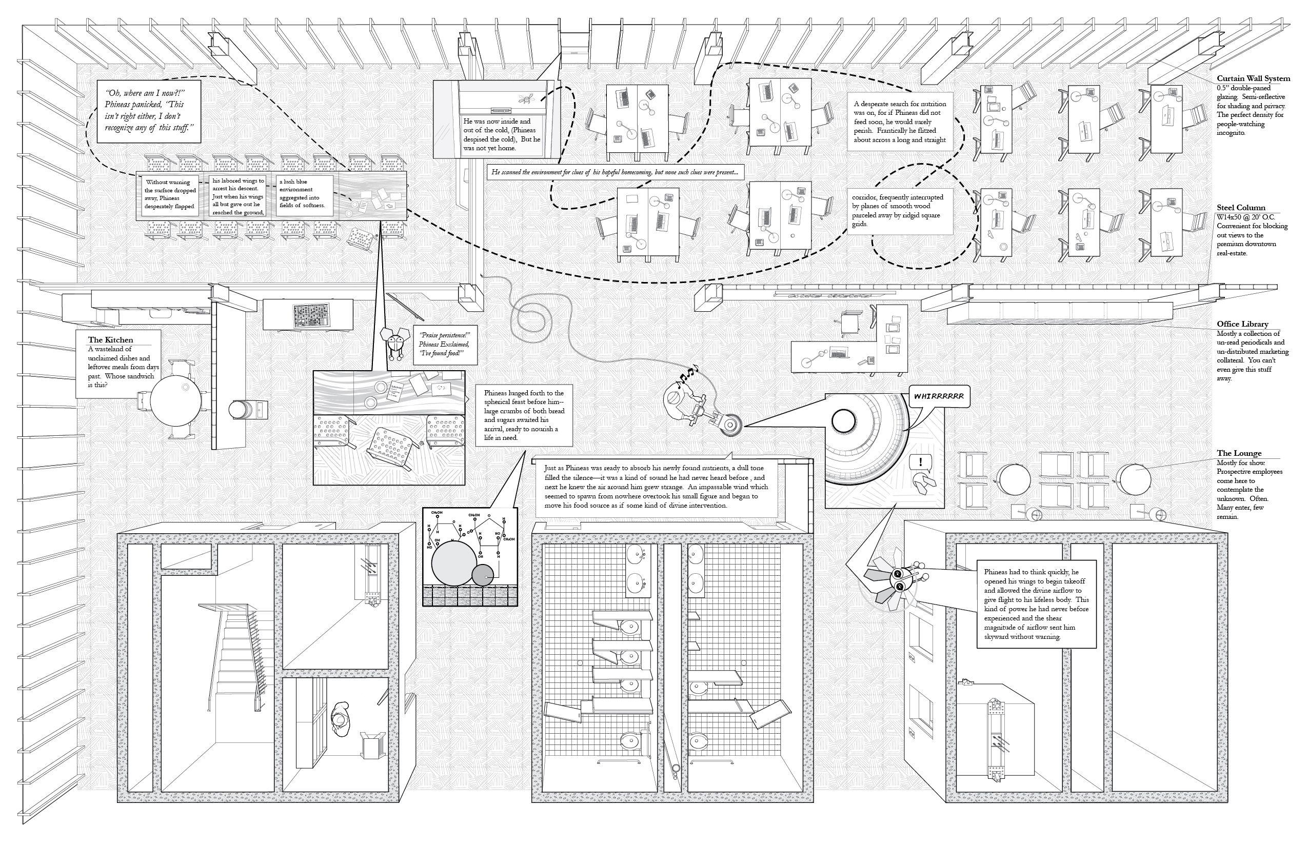 The Hoke House Floor Plan Google Office Tel Aviv Modern Plans Skylab Typography Book Design Typography Book Diagram Architecture