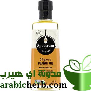 زيوت طبخ صحيةمن اي هيرب نباتية عالية الجودة و غير مهدرجة Peanut Oil Shampoo Bottle Oils