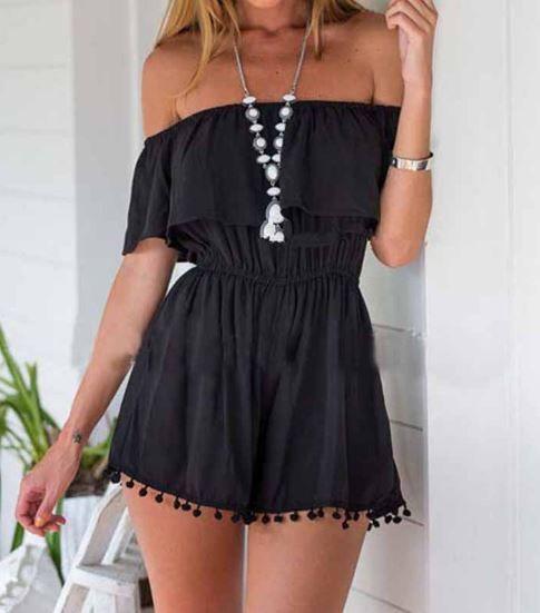 de73fd52ff7f Como se llama el conjunto de blusa y short pegados   women en 2019 ...