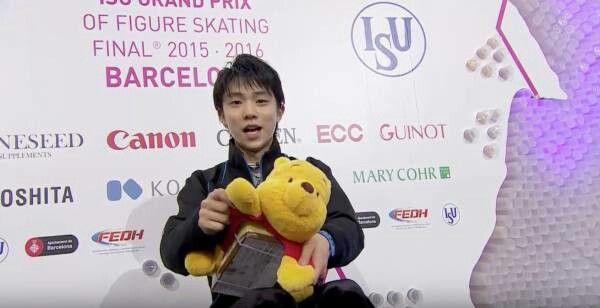 Yuzuru Hanyu2015 GPF SP