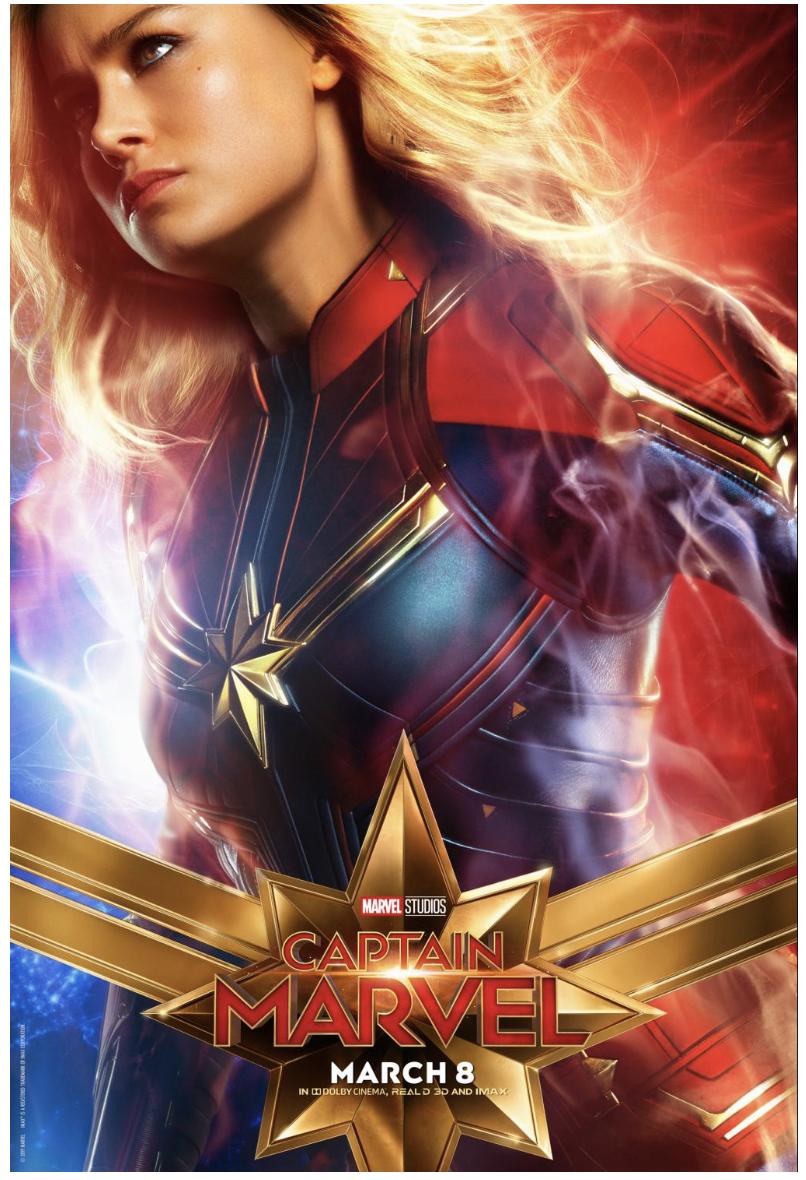 no spoiler review: captain marvel | entertainment | marvel
