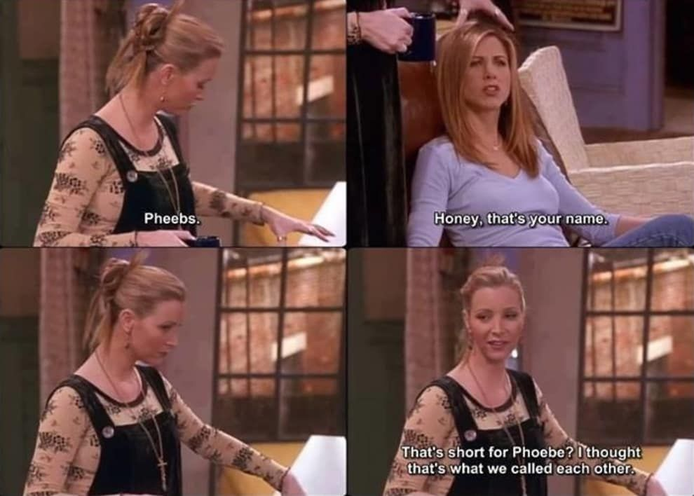 19 Pictures That Prove Phoebe Buffay Was The Best