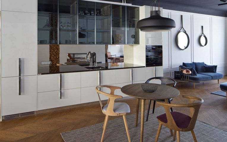 Impressive Showroom in Latvia where Scandinavian Design Stands Out/ SEE MORE: http://vintageindustrialstyle.com/impressive-showroom-latvia-scandinavian-design-stands/