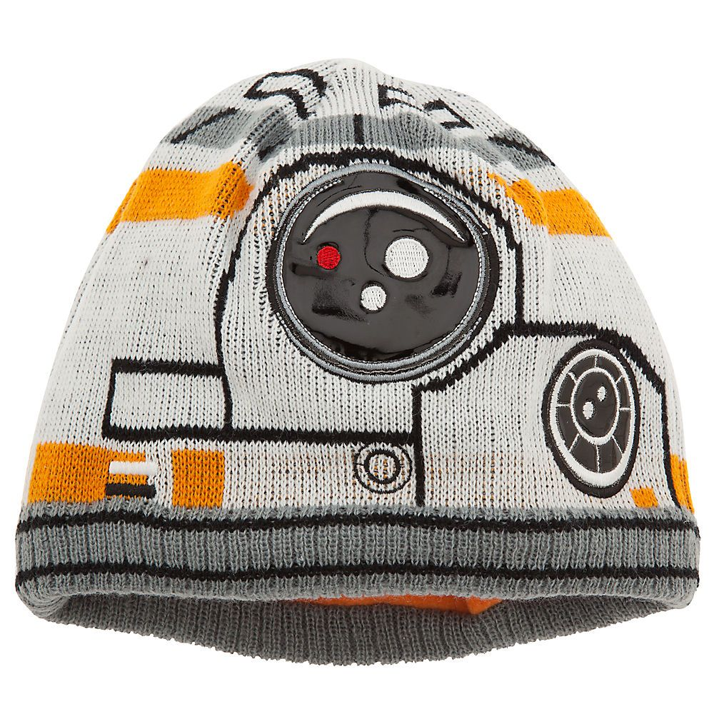 9e4431f12bb15 BB-8 Knit Hat for Kids - Star Wars  The Force Awakens from Disney ...