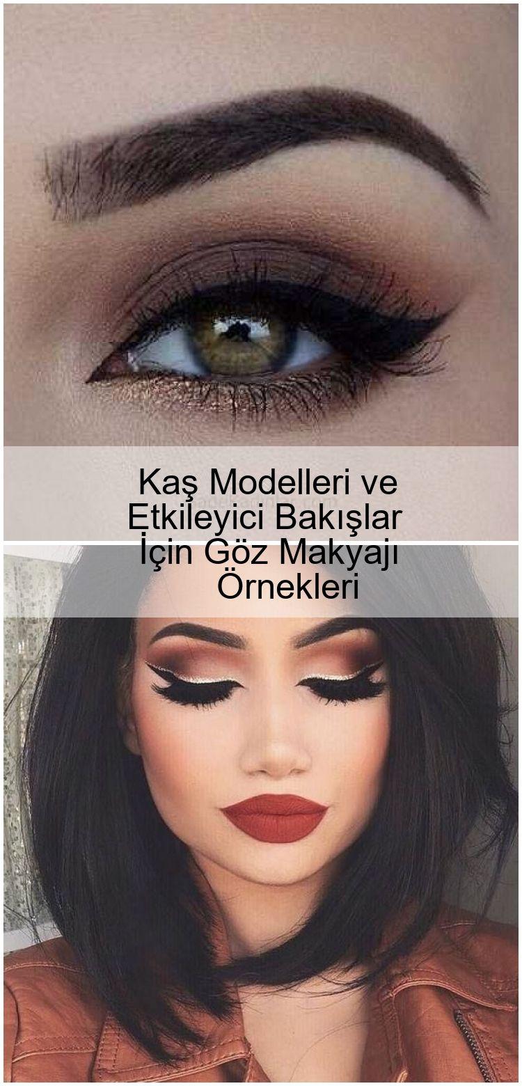 Eyebrow Models and Eye Makeup Samples for Impressive Looks